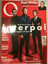 Q Magazine October 2018 Paul Weller Interpol