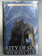 City of God MICHAEL JAHN Lieutenant Bill Donovan Mystery  HBDJ 1992