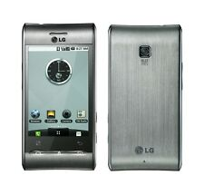 LG Swift GT540 Titanium Silver Android Smartphone 3MP Without Simlock (B-Ware)