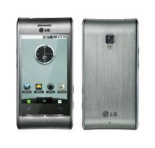 LG Swift GT540 Titanium Silver Android Smartphone 3MP Ohne Simlock (B-Ware)