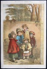 Paper Vintage Brown Art Prints