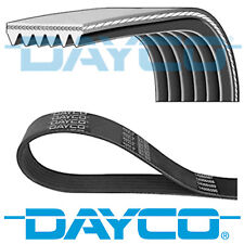 DAYCO V-RIBBED BELT 6 RIBS 1836MM AUXILIARY FAN DRIVE ALTERNATOR BELT 6PK1836S