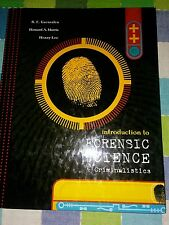 Introduction to Forensic Science and Criminalistics by Howard A. Harris, Robert…