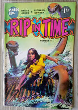 Rip in Time #4. Richard Corben, Bruce Jones. Fantagor 1986. Near mint