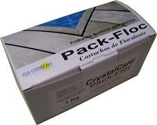 CrystalCare Pack Floc Eco: cartuchos floculante para mejorar transparencia del a