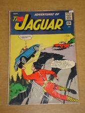 ADVENTURES OF THE JAGUAR #14 VG- (3.5) ARCHIE COMICS SEPTEMBER 1963
