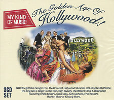 [BRAND NEW] 3CD: THE GOLDEN AGE OF HOLLYWOOD: VARIOUS ARTISTS
