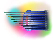 10 tungstène électrodes Free rainbow 1,6 x 175 wig AC DC soudure tungstène aiguille