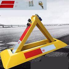 Triangl Fold Down Vehicle Security Car Parking Spot Lock Safety Bollard Barrier
