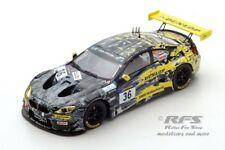 BMW M6 GT3 Dunlop  Schubert Motorsport  VLN 2016  1:43 Spark SG 372 NEU