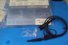 1pp Tektronix Tpp0101 10m 12pf 100mhz 10x Passive Oscilloscope Probe Bnc