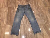 Levi's 514 Levis Jeans MENS 32 X 32 JEANS Distressed