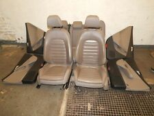 VW Passat 3C Variante Asientos de Cuero Interior Latte / M Braun Kit 270128