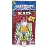 Masters Of The Universe Origins Man At Arms Action Figure Hard To Find NEW