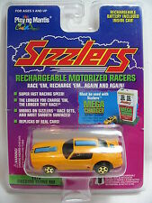1970 Firebird Trans Am Classic Race Car Orange 1996 Playing Mantis Sizzlers New