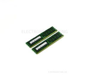 8GB 2X4GB - 2Rx4 PC3L-10600R Samsung Server RAM Speicher