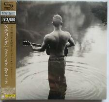Sting ( The Police ) - Best of 25 Years Japan 2 SHM CD UICY-91793  NEU OVP