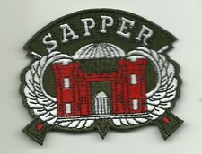 Army Sapper Combat Engineer  PATCH