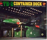 Imai Thunderbirds TB2 container dock 1/35 0