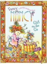 Fancy Nancy: Girl on the Go: A Doodle and Draw Book by Jane OConnor