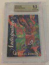 Michael Jordan 1995-96 Flair Anticipation #2 BGS 9.5 Gem Mint