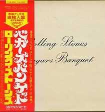 "ROLLING STONES ""BEGGARS BANQUET"" ORIG JP 1968 FLEXI/OBI EX+"
