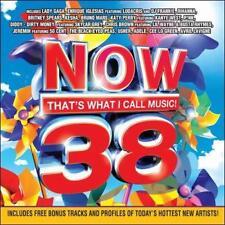 Now, Vol. 38: That's What I Call Music; 2011 CD, Lady Gaga, Enrique Iglesias, Ri