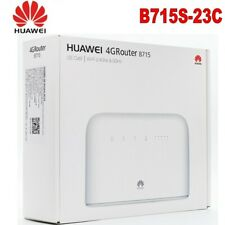 Huawei B715-23c 4G LTE Cat9 Band1/3/7/8/20/28/32/38 CPE 4G WiFi Router