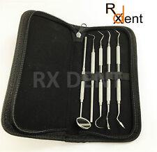Removedor de placa dental raspador de dientes Sarro Cálculo kit de higiene personal KMT1P