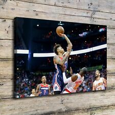 Kelly Oubre, Jr.'s Paintings HD Print on Canvas Home Decor Wall Art Poster