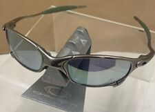 Rare Oakley Juliet X Metal Titanium Original Emerald Iridium Lens Ichiro Vintage