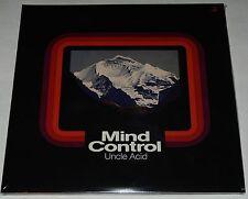 Uncle Acid ( And The Deadbeats) Mind Control LP DBL Black Vinyl Gatefold LP- New