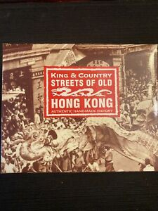 King and Country Streets of Old Hong Kong HK145 Retired Very Rare