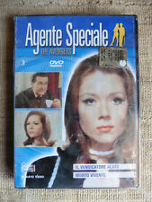 Agente Speciale The Avengers n.3 DVD editoriale