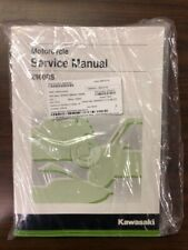 Kawasaki Z900 RS Service Manual - Fits 2018 - 2020 - Genuine Kawasaki - New