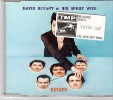 (EY176) David Devant & His Spirit Wife, Ginger - 1997 CD