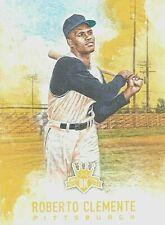 Roberto Clemente~2017 Panini Diamond Kings Baseball Card #31(Pittsburgh Pirates)
