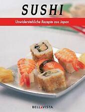 Sushi - Unwiderstehliche Rezepte aus Japan | Buch | Zustand gut