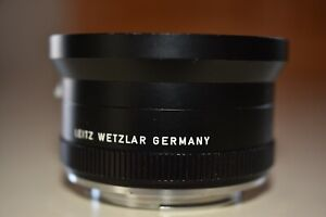 NEW Leitz adapter with aperture ring ranging from 2.8 to 22