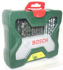Bosch 30pc 'X' Line Accessory DRILL SET - NEW