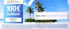 Ab-in-den-Urlaub Reisegutschein Gutschein Cashback 100€ - gültig bis 01.12.2017