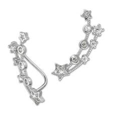SilberDream Ear Cuff Sternenschweif Ohrringe Ohrklemme 925 Silber GSO418W