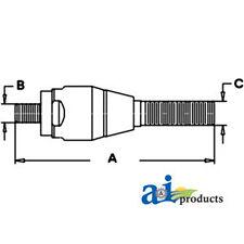 John Deere Parts TIE ROD  AL60161  610C, 510D, 510C, 482C, 410D, 410C, 315D, 315