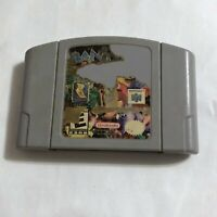 Authentic Banjo-Kazooie N64 Game (Nintendo 64 Authentic Cart Tested - Works