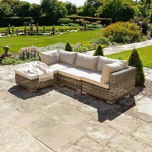 Livingstone 3 Seater Sofa Set With Footstool