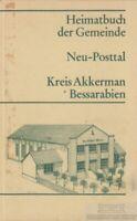 Heimatbuch der Gemeinde Neu-Posttal. Kreis Akkerman Bessarabien: Jörke