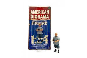 "Lowriders I 1:24 Scale American Diorama Figurine Figure Male Guy 3"""