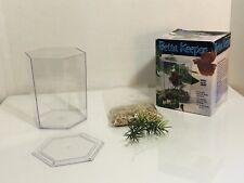 Lee's Aquarium & Pet Products Betta Keeper Small New In Box T-5