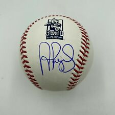 Mint Albert Pujols Signed 3,000 Hits Commemorative MLB Baseball JSA COA