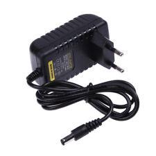 EU AC/DC Netzgerät Power Supply 6V 1A Adapter Netzteil Adapter Universal Stecker
